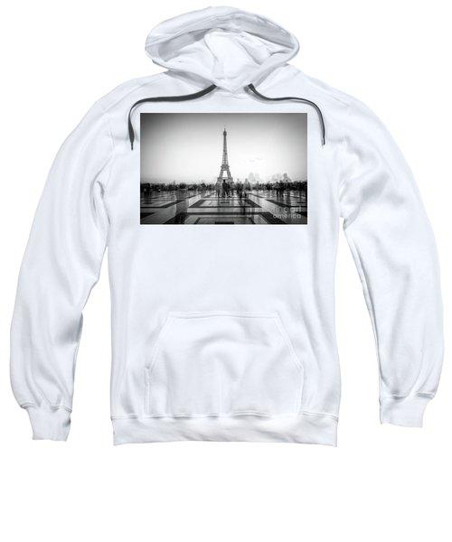 Esplanade Du Trocadero Sweatshirt