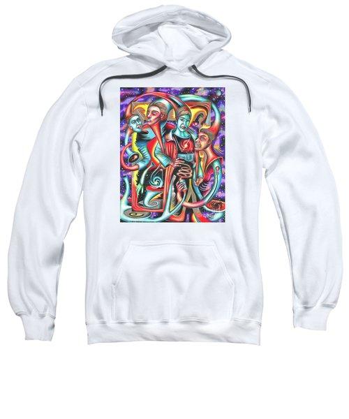 Eternal Discord Of Entwined Temptations Sweatshirt