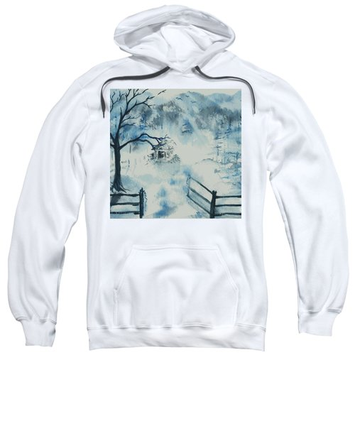 Ethereal Morning  Sweatshirt