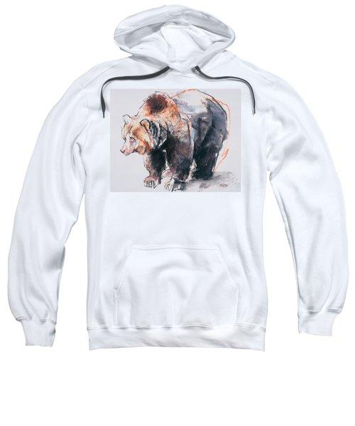 European Brown Bear Sweatshirt