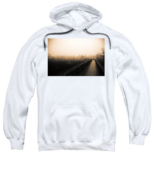 Everglades Boardwalk Sweatshirt