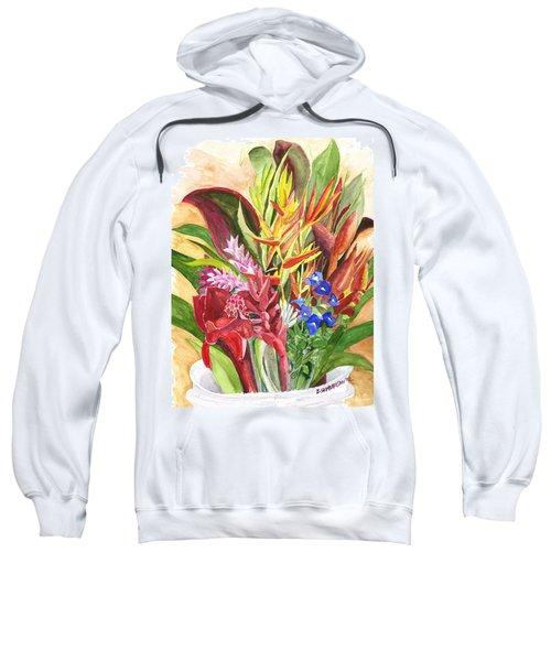 Everywhere There Were Flowers Sweatshirt