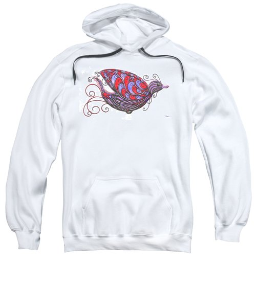 Exotic Bird V Sweatshirt