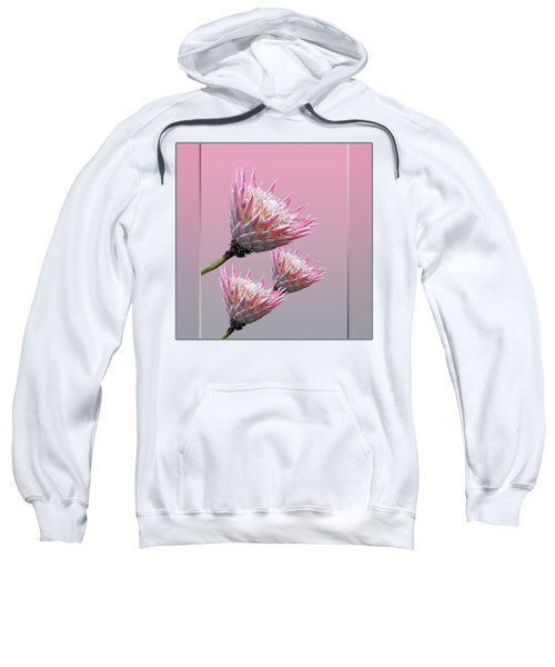 Exotic King Protea Sweatshirt