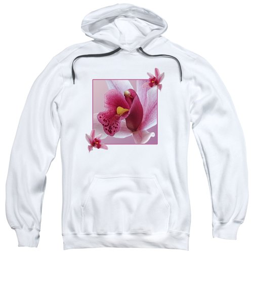 Exotic Temptation Sweatshirt by Gill Billington