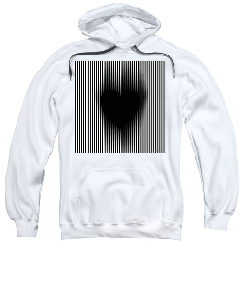 Expanding Heart Sweatshirt