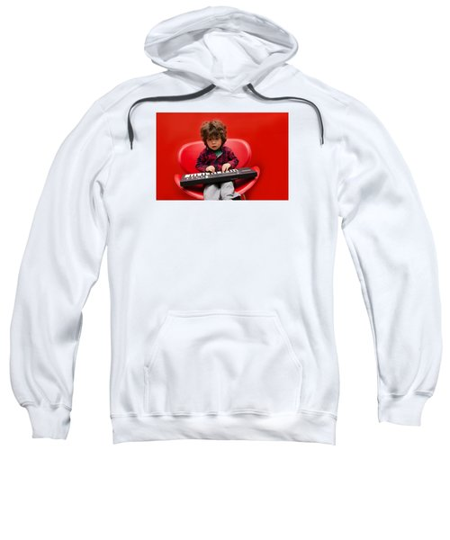 Exploring Piano Sweatshirt