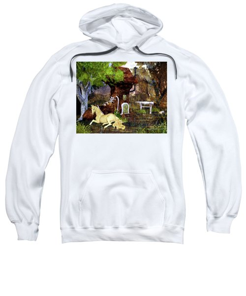Fairy Retreat Sweatshirt
