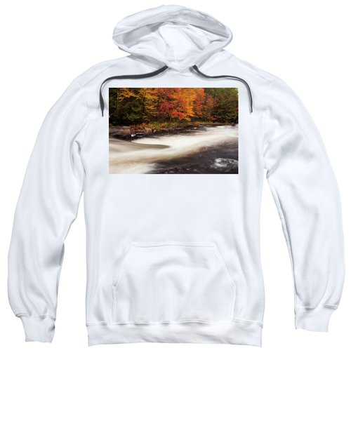 Fall At Oxtongue Rapids Sweatshirt