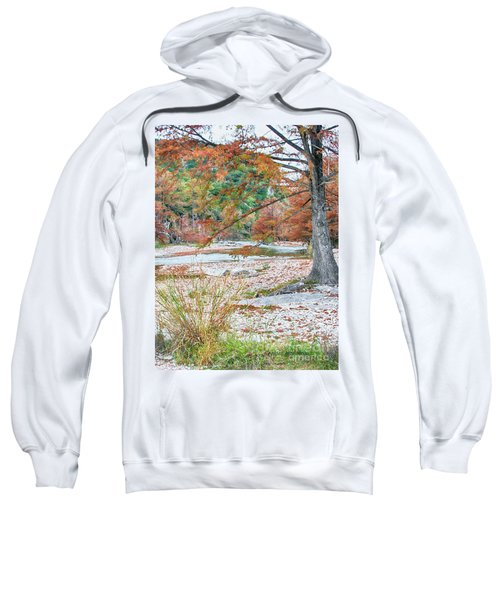 Fall In Texas Hills Sweatshirt