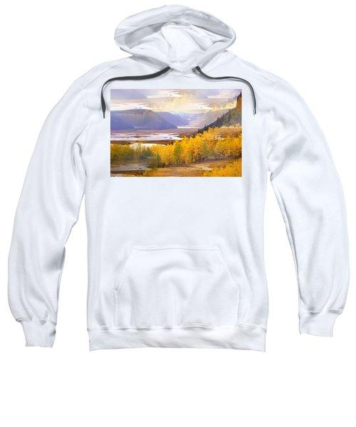 Fall In The Rockies Sweatshirt