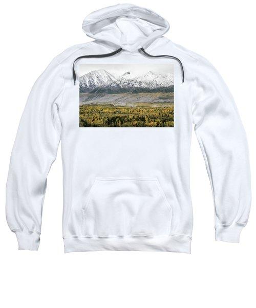 Fall In Wrangell - St. Elias Sweatshirt
