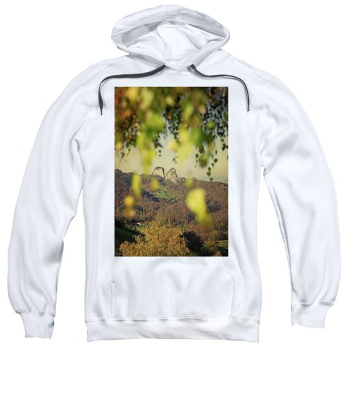 Fall-ing Leaves Sweatshirt