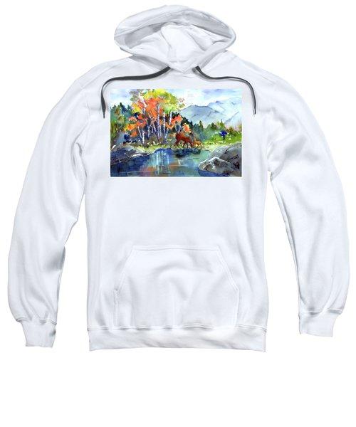 Fall, Upon Us Sweatshirt