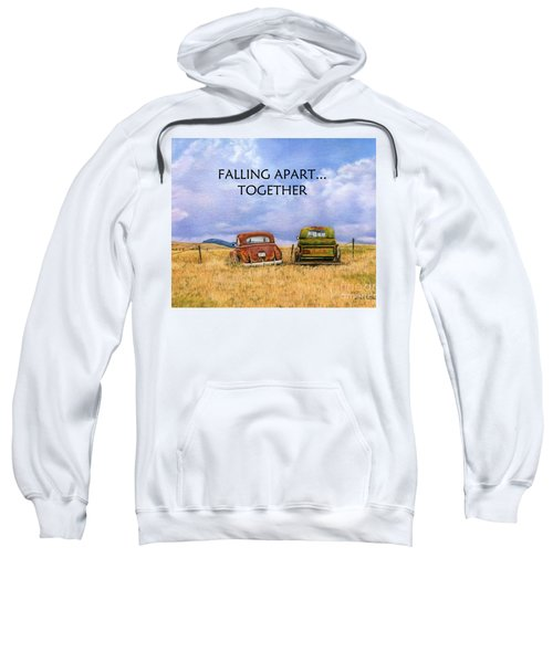 Falling Apart Together Sweatshirt