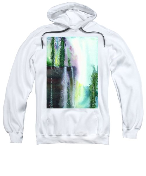 Falling Waters 1 Sweatshirt