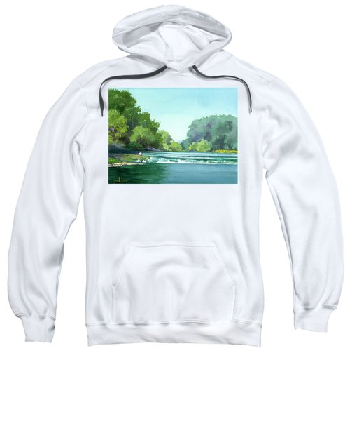 Falls At Estabrook Park Sweatshirt