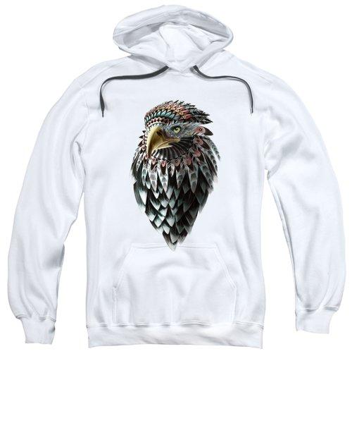 Fantasy Eagle Sweatshirt by Sassan Filsoof