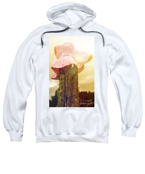 Farmer Girls Still Life Sweatshirt