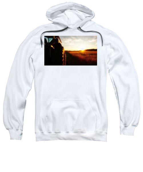 Farming Until Sunset Sweatshirt