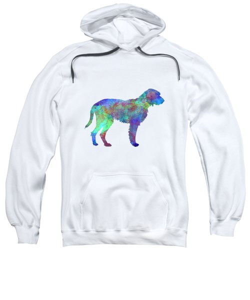 Fawn Brittany Griffon In Watercolor Sweatshirt