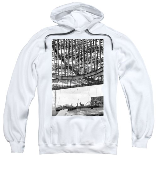 Federal Reserve Construction Sweatshirt