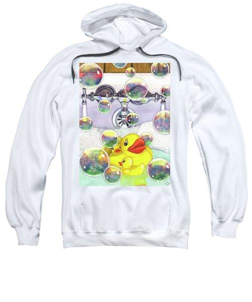 Feelin Ducky Sweatshirt