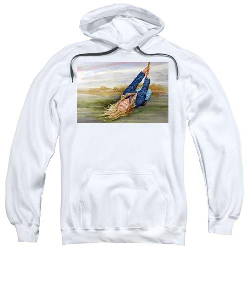 Feelin The Wind Sweatshirt