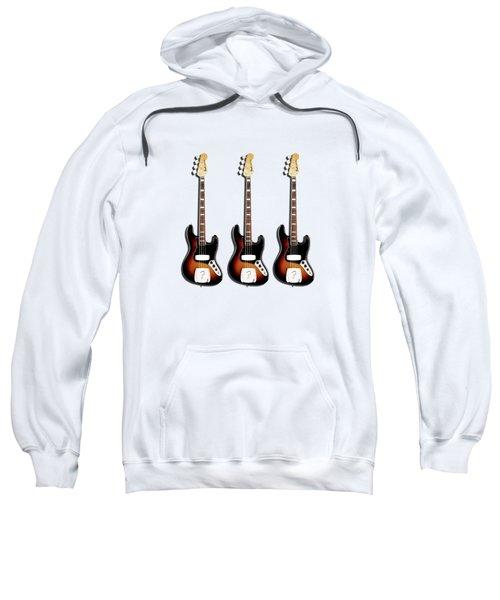 Fender Jazzbass 74 Sweatshirt