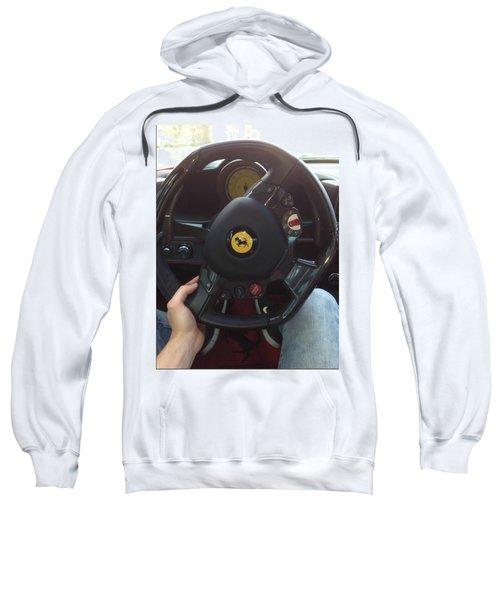 Ferrari 458 Wheel Sweatshirt