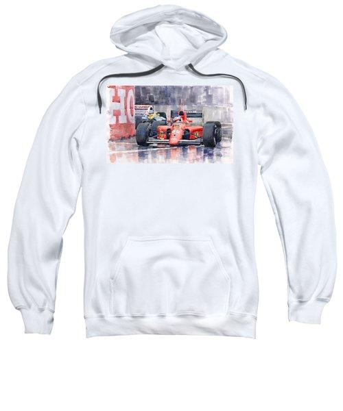 1991 Ferrari F1 Jean Alesi Phoenix Us Gp Arizona 1991 Sweatshirt
