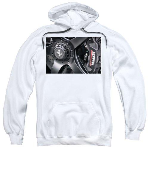 #ferrari #print Sweatshirt