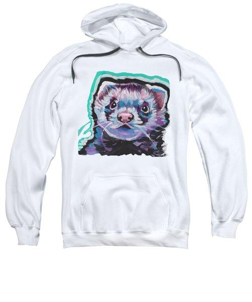 Ferret Fun Sweatshirt