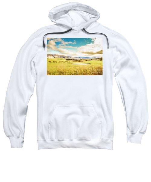 Fields Of Plenty Sweatshirt