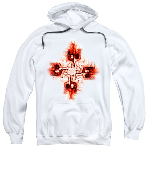 Fiery Cross Sweatshirt