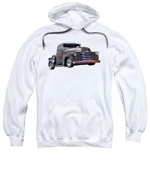 Fifties Rust - 1951 Chevy Sweatshirt