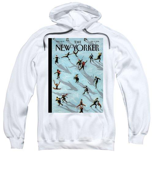 Figured Skaters Sweatshirt