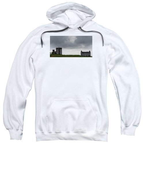 Sweatshirt featuring the photograph Fine Art Colour-148 by Joseph Amaral