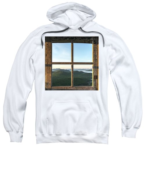 Fire Tower Frame Sweatshirt