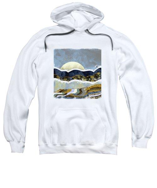 Firefly Sky Sweatshirt by Katherine Smit