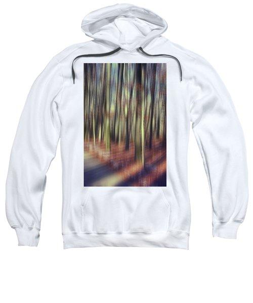 First Light Of Spring Sweatshirt