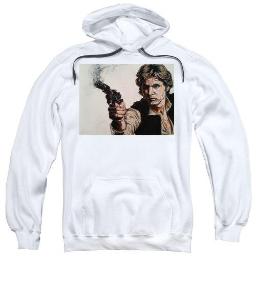 First Shot - Han Solo Sweatshirt