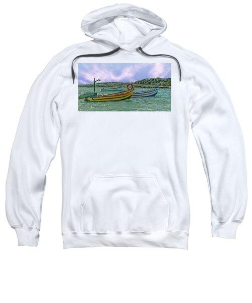 Fishermen's Wharf Sweatshirt