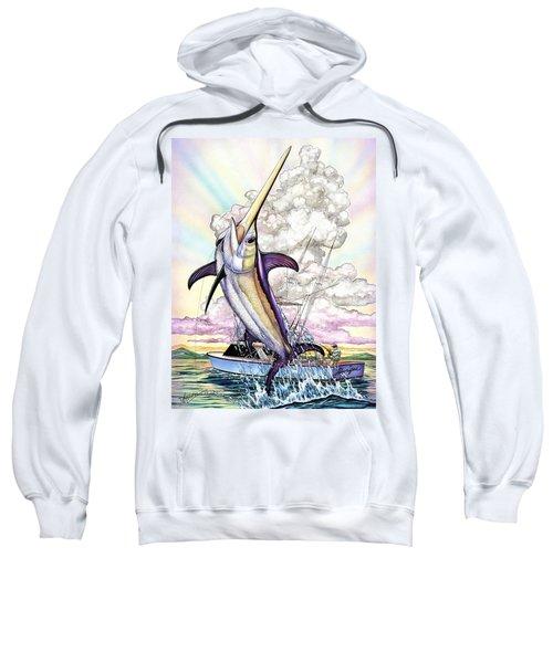 Fishing Swordfish Sweatshirt