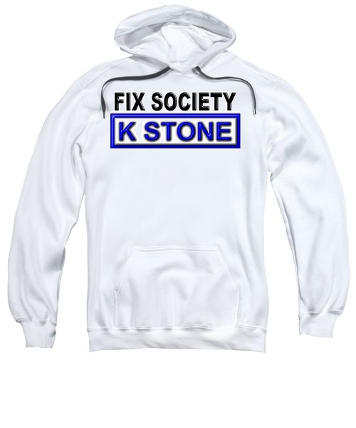 Fix Society 2nd Edition Sweatshirt