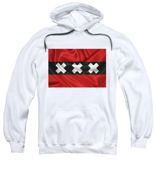 Flag Of Amsterdam  Sweatshirt
