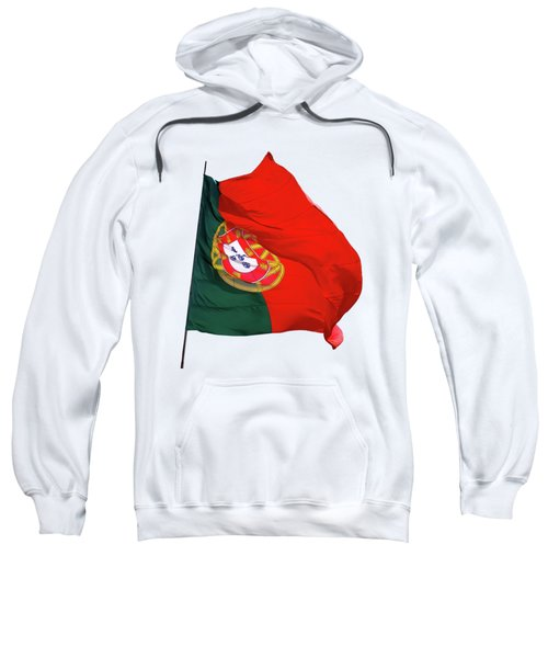 Flag Of Portugal Sweatshirt