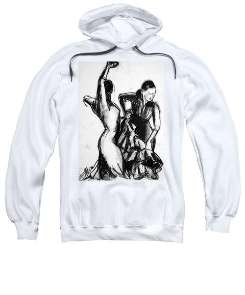 Flamenco Sketch 1 Sweatshirt