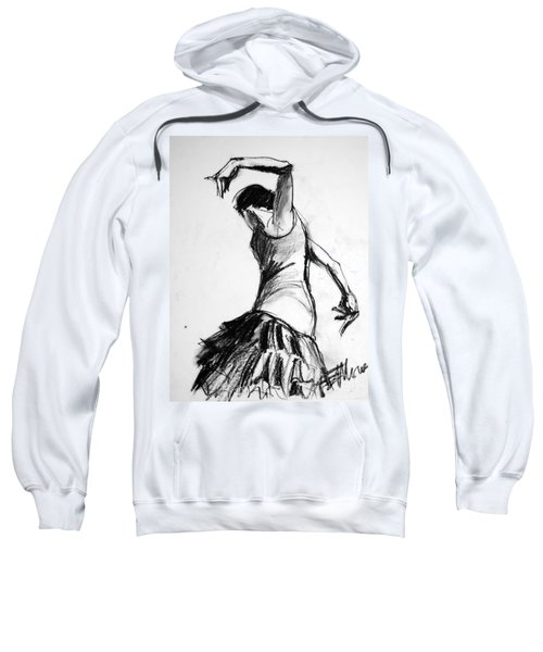 Flamenco Sketch 2 Sweatshirt