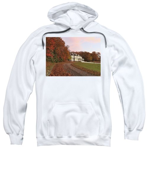Flat Top Manor At Sunrise Sweatshirt